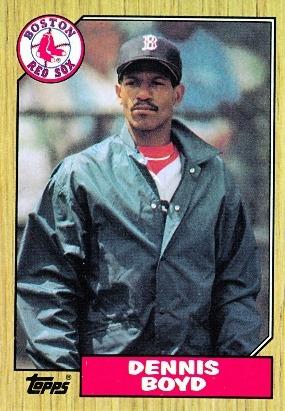 Dennis Boyd - Front 1987