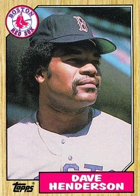 dave henderson front