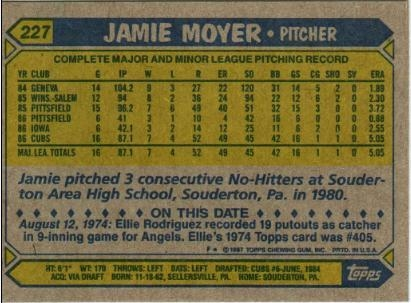 jaime moyer back