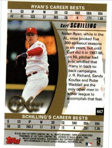 Schilling back